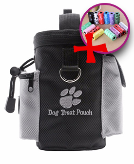 Treat Bags Pocket Pouch