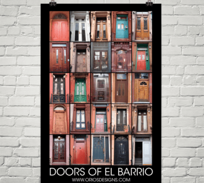 Doors Of El Barrio