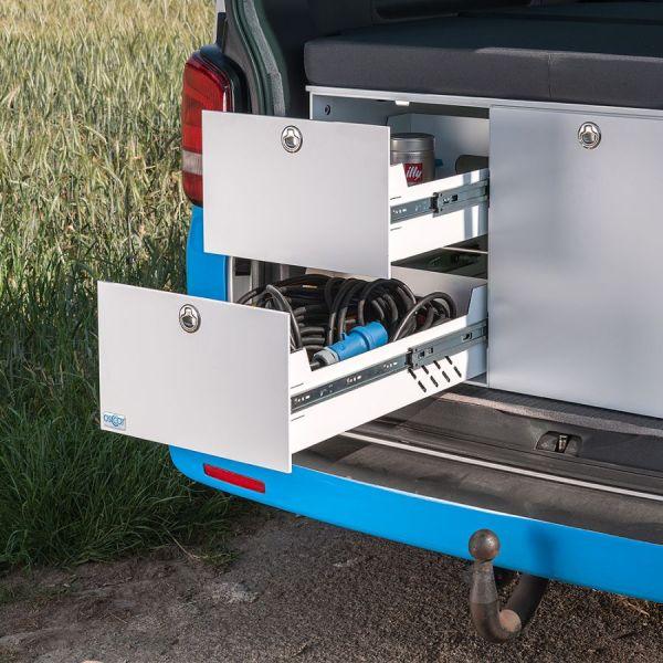 Ordnungssystem für Vans