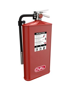 10 lb ABC Dry Chemical Fire Extinguisher (10JABC)