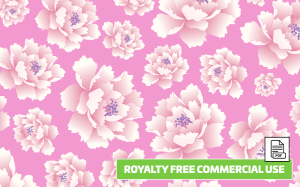 Flower of Life Seamless Pattern - Royalty Free - Paper