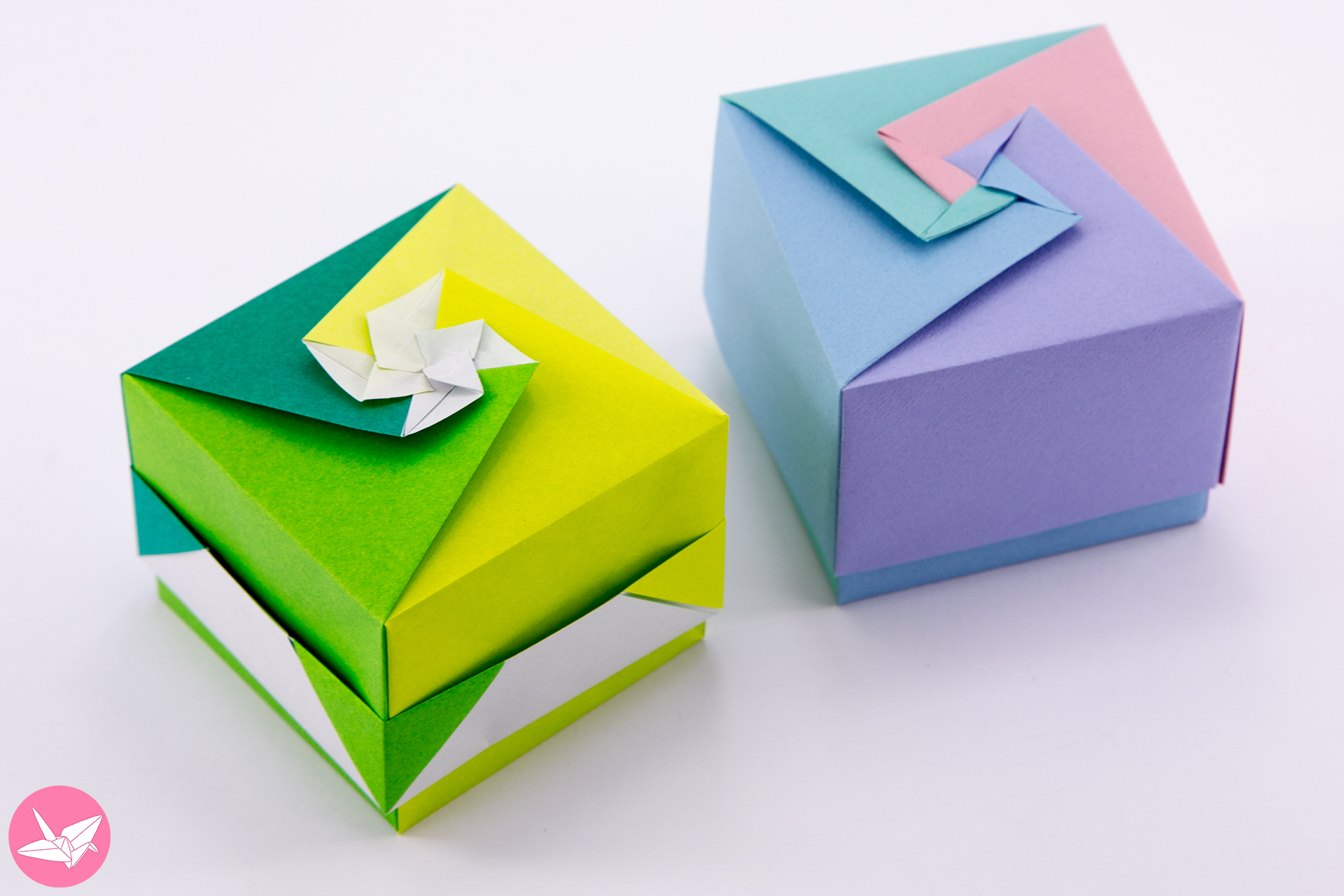 Learnigami Modular Origami Boxes Ebook Paper Kawaii Shop