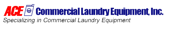 ACE Commercial Laundry Logo