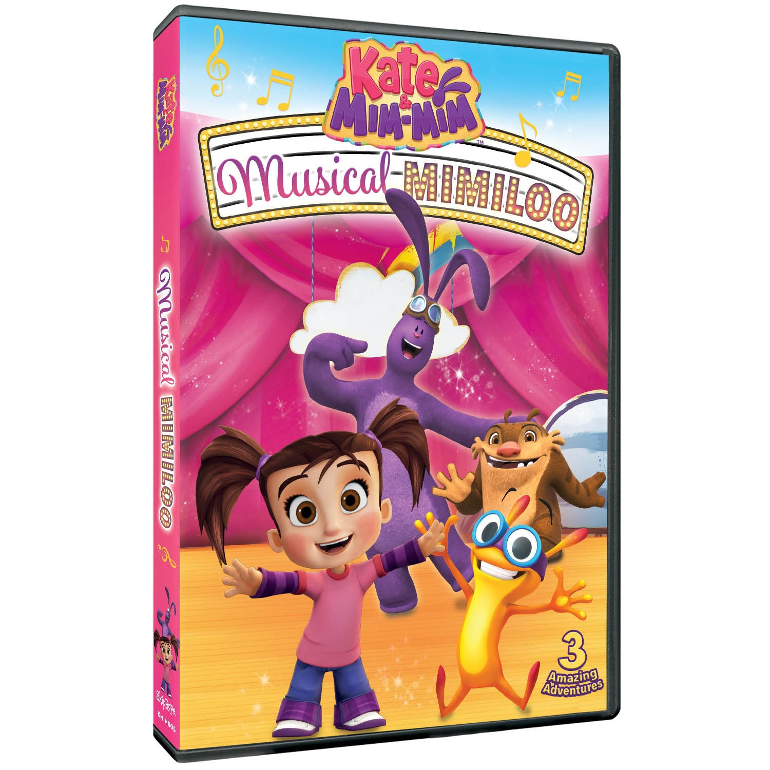 Kate Mim Mim Musical Mimiloo Dvd Shop Pbs Org