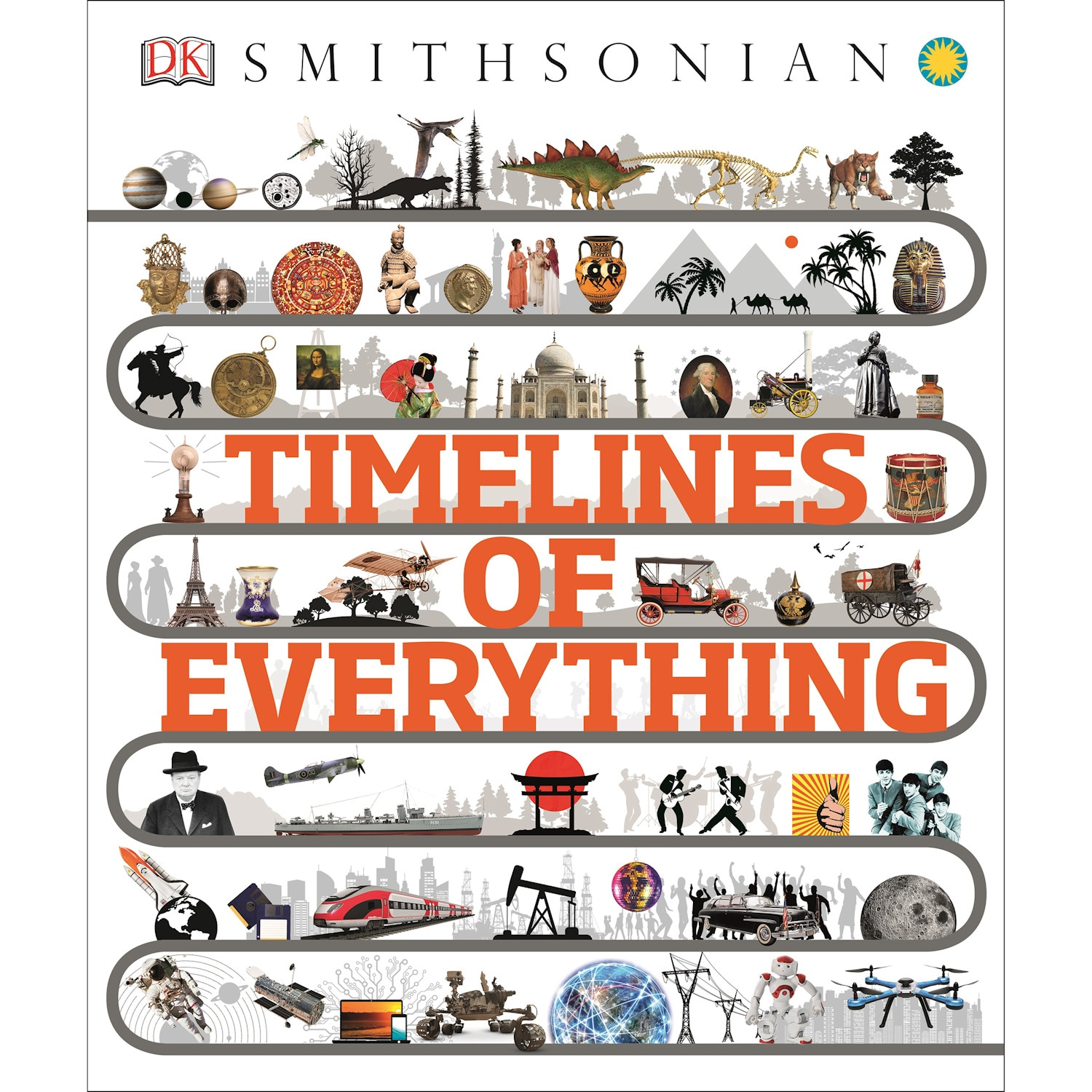 Smithsonian Timelines Of Everything