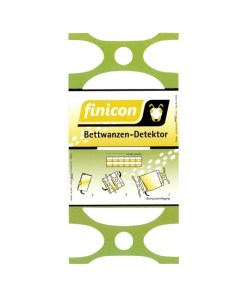 Finicon Bettwanzen Detektor