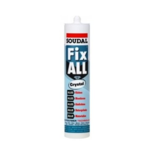 Kleber Fix All Crystal 290 ml