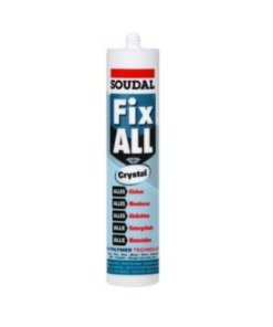 Kleber Fix All Crystal 290 ml