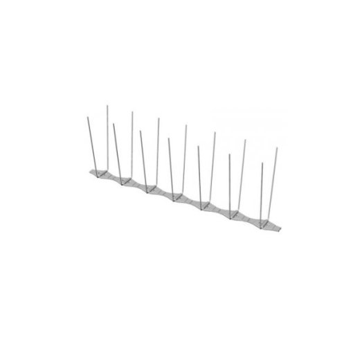 V2A Spikes AVIPOINT P14 Breite: 2 reihig bis 11,5cm Simstiefe