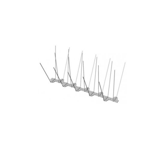 V2A Spikes AVIPOINT P20 Breite: 4 reihig bis 20,5cm Simstiefe