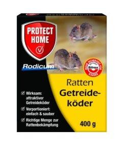 Rodicum Ratten Getreideköder 400 g