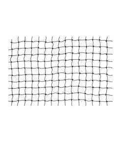 Netz schwarz PE 20 x 20mm flammschutz B1