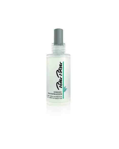 Ginkgo Haarwasser für die Kopfhaut und Haarwuchs