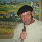 Ken Brewster, pipe smoker non de plume