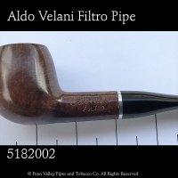 Aldo Velani Filter pipes at Pipeshoppe.com