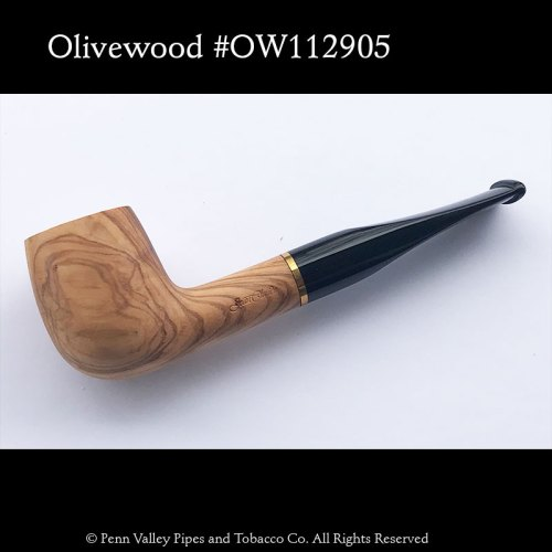 Mediterranean Olivewood pipe found at Penn Valley Pipes   Pipeshoppe.com