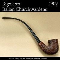 Rigoletto Italian Churchwarden Pipes at Pipeshoppe.com