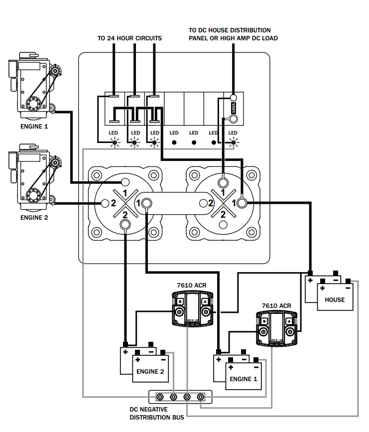 24vac relay wiring diagram