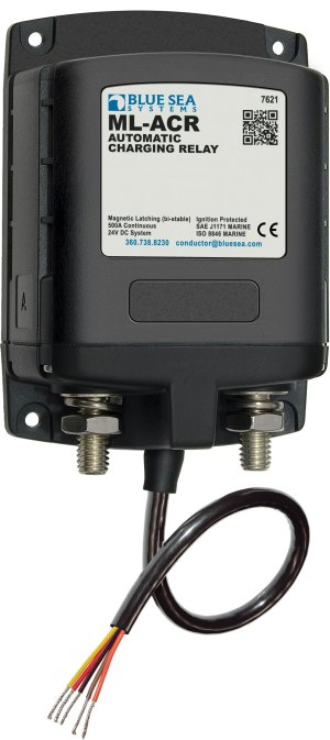 Blue Sea Systems 7621 Solenoid ML Series 350A 24V ACR