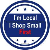Shop local market place logo