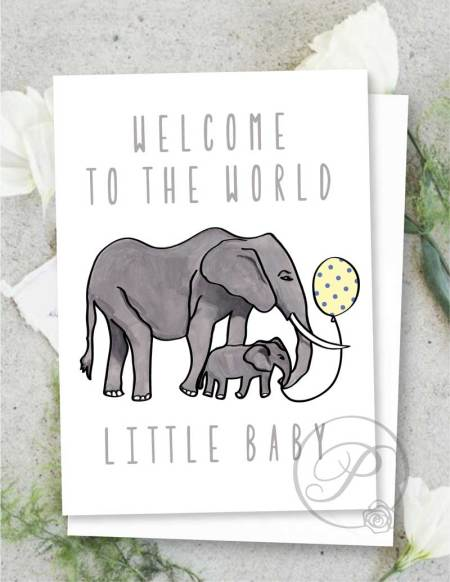WELCOME TO WORLD GREETING CARD LAYOUT