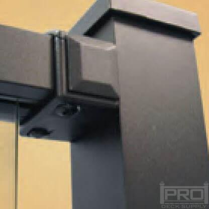 westbury brackets for c10 and c80 railing panels