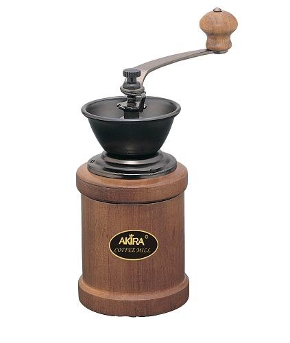手搖磨豆機 - AKIRA A-13 正晃行 原木 可調粗細   良鎂咖啡精品館 - Rakuten樂天市場