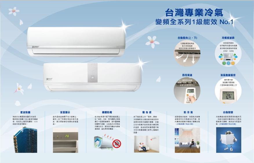 移動式冷氣機ptt 【良峰空調】9.0KW 13-16坪 一對一 變頻單冷空調 藍波防鏽《FXI-FXO-M902HF》主機板7年壓縮機10年 ...