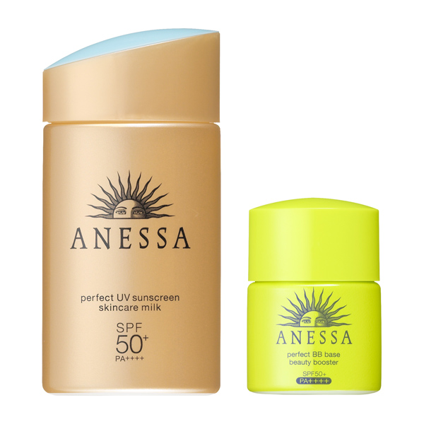 Createnew: ANESSA(anessa)anessapafekuto UV皮膚護理牛奶試驗安排資生堂國內正規的物品   日本樂天市場