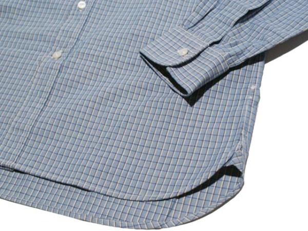 dainago: RRL double Aurel l/s check shirt (BLUE/WHITE ...