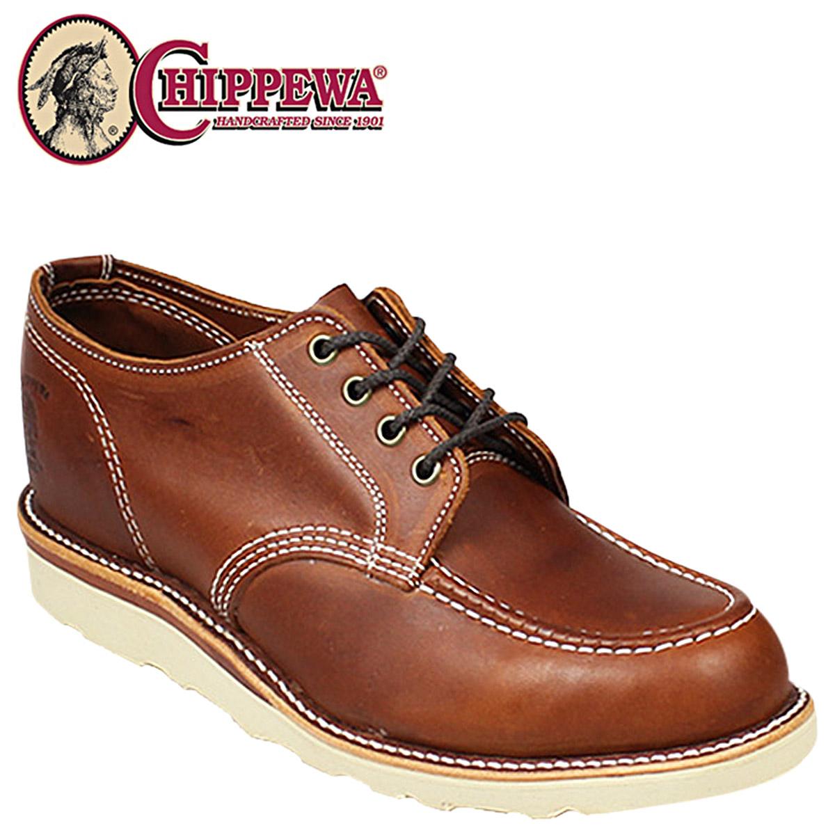 Allsports Sold Out Chippewa Chippewa Tan Moc To Shoes