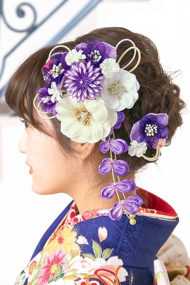 SOUBIEN Rakuten Global Market Ornament 2 Sets Purple