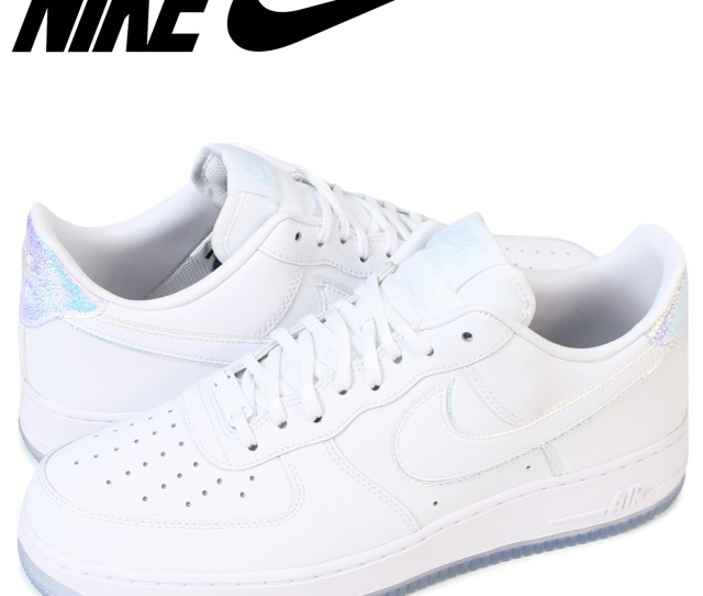 Nike Nike Air Force 1 Sneakers Air Force 1  105 Low Men Shoes White