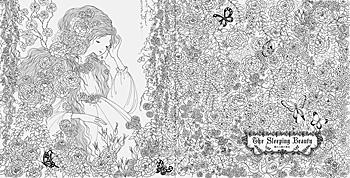 おとぎ話のぬり絵ブック 田代知子 著/パイインターナショナル【大人の塗り絵】【ギフト】【贈り物】【プレ