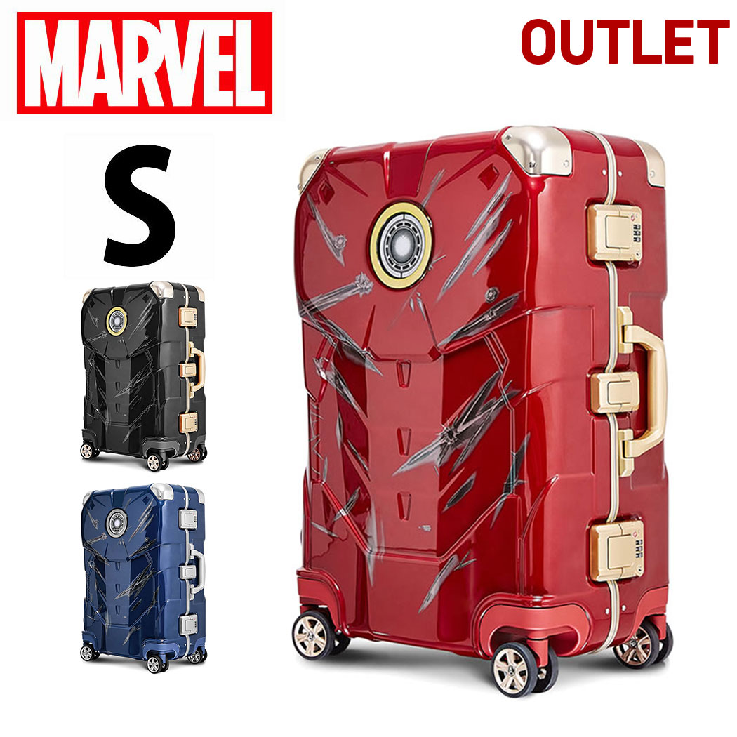 Travel World Outlet Iron Man Marvel Suitcase Bag