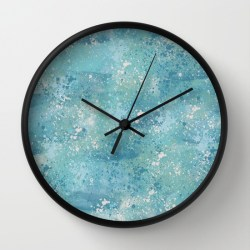 the-snow-queen-clock