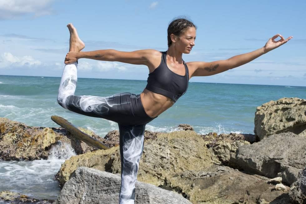 Smokin Hot Yoga Legging