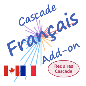 Cascade Strengths reports in French language
