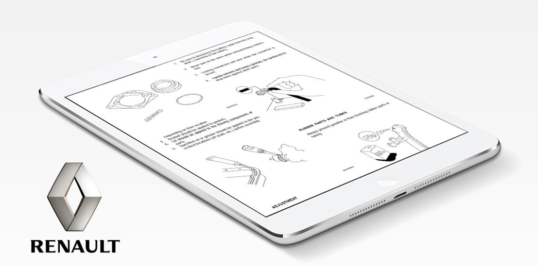 Renault workshop repair manual choose your model instant pdf renault service manual publicscrutiny Choice Image