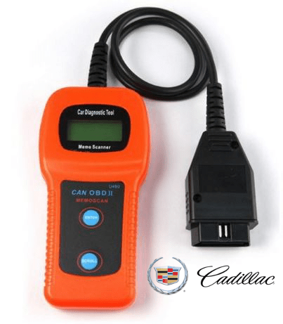 cadillac fault scanner