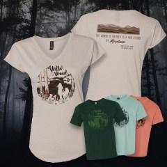 Willa of the Wood T-Shirt
