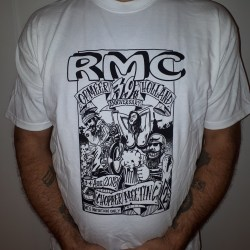 RMC 39th anniversary T-shirt (White)