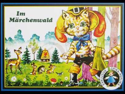 SPIKA Im Märchenwald