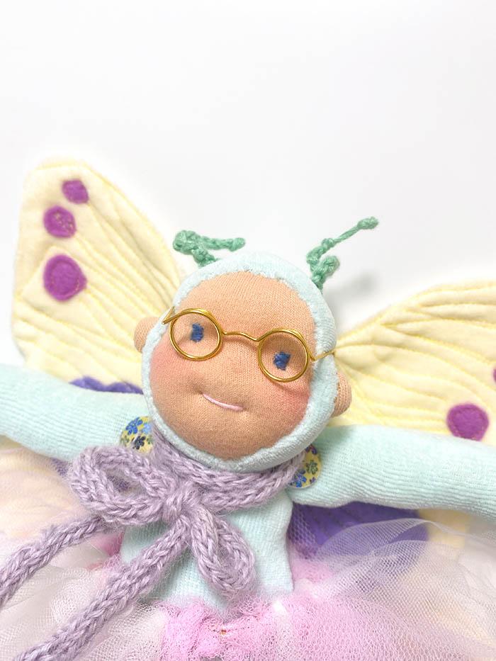 Mini Puppe Flügel
