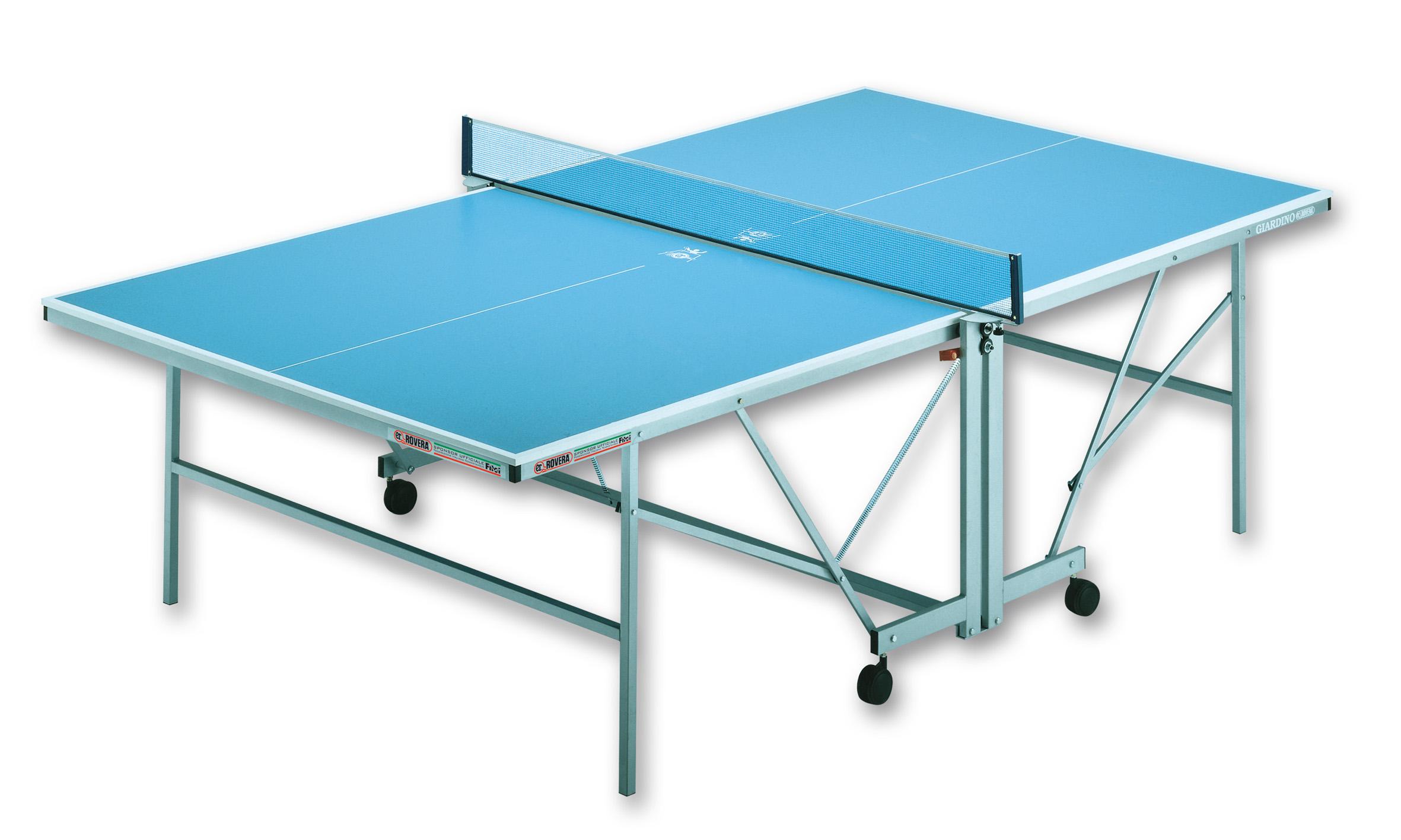 Tavolo Da Ping Pong Per Uso Esterno Giardino Omaggio Racchette E Pallina