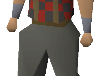 lumberjack osrs