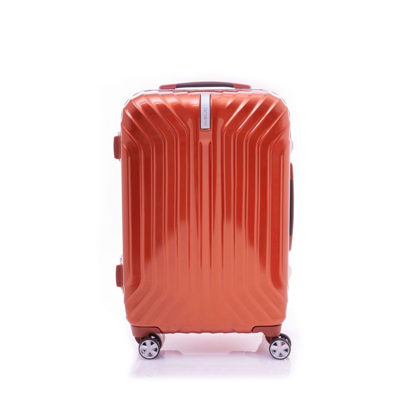 Samsonite Tru Frame Collection 20 Spinner In The Color Flame