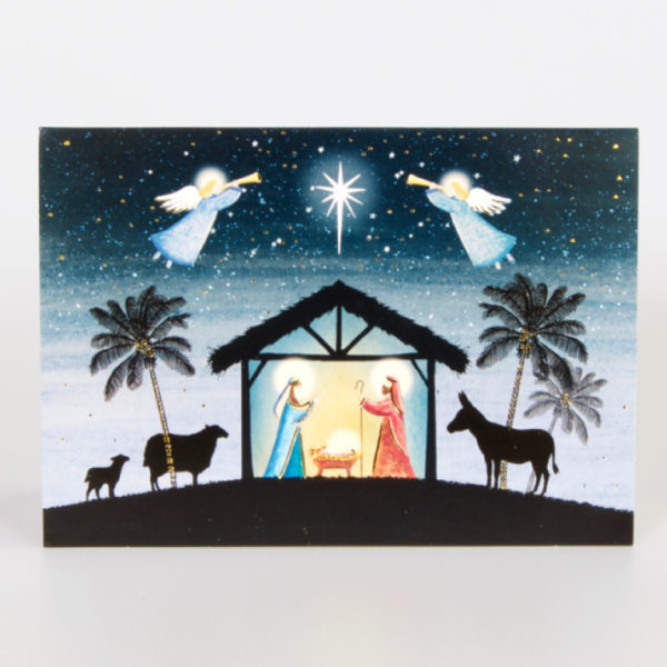 Angels Over The Stable Save The Children Shop