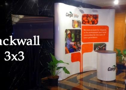 Backwall 3X3
