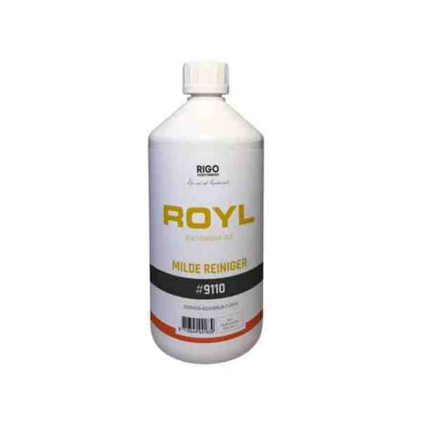 Parket onderhoud met Rigo Royl